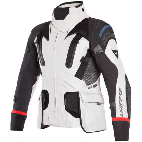 GIACCA DAINESE ANTARTICA GORE-TEX BLACK/GREY