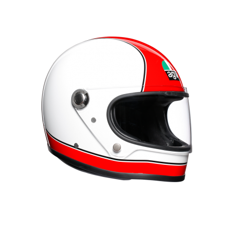 X3000 AGV MULTI RED/WHITE