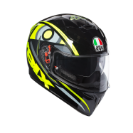 CASCO AGV K-3 SV TOP SOLUNA