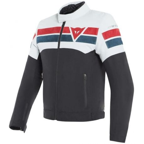GIACCA DAINESE 8-TRACK BLACK/ICE/RED