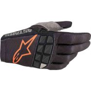 GUANTO ALPINESTARS RACEFEND BLACK/ORANGE