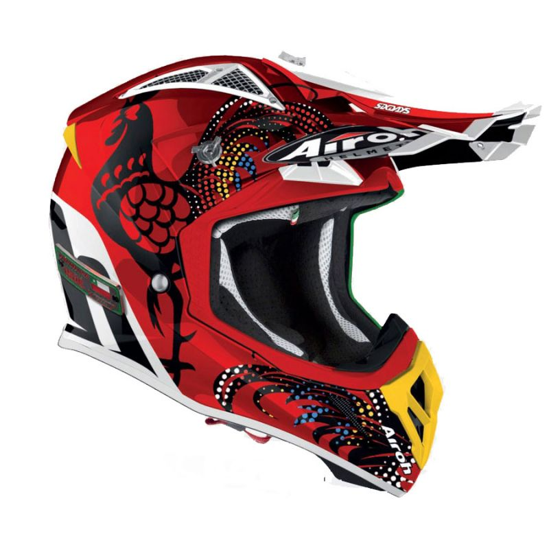 CASCO AIROH AVIATOR 2.3 SIXDAYS PORTUGAL