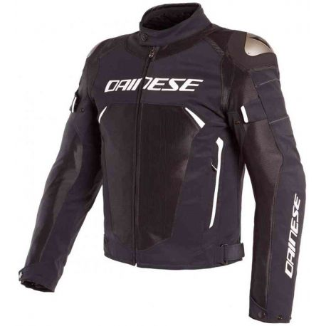 GIACCA DAINESE DINAMICA AIR D-DRY BLACK/WHITE