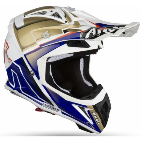 CASCO AIROH AVIATOR 2.2 CHECK SAND GLOSS