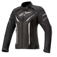 GIACCA ALPINESTARS STELLA T-JAWS V3 WP BLACK/WHITE