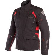 GIACCA DAINESE X-TOURER D-DRY BLACK/RED