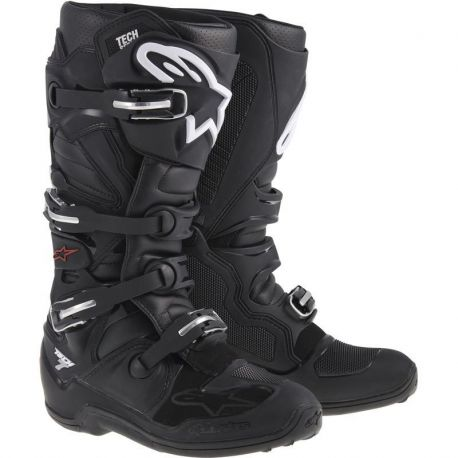 STIVALE ALPINESTARS TECH 7 ENDURO BLACK
