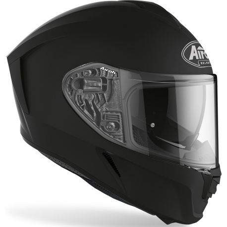 CASCO AIROH SPARK COLOR BLACK MATT