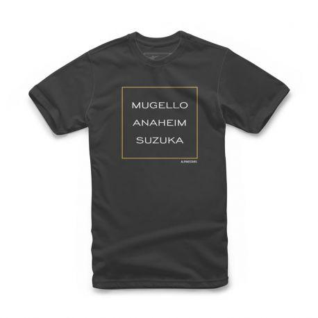 T-SHIRT ALPINESTARS MUGELLO