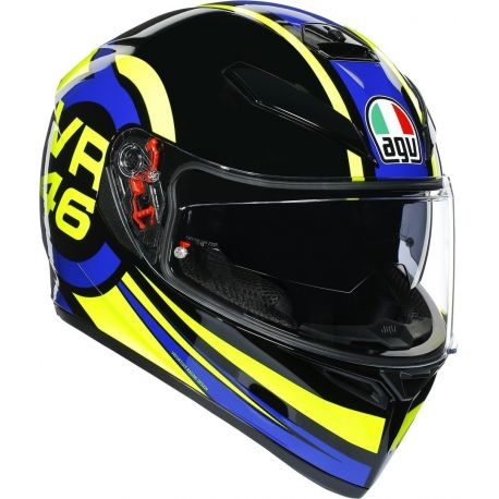CASCO AGV K-3 SV TOP RIDE 46