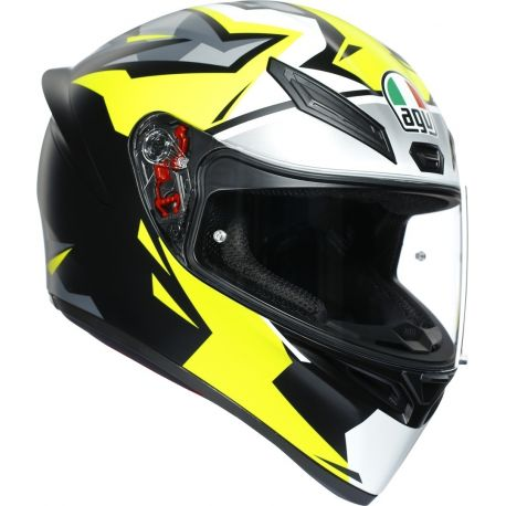 CASCO AGV K-1 TOP MIR 2018