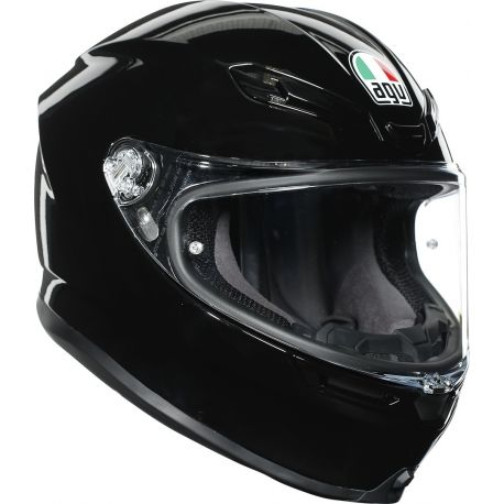 CASCO AGV K-6 COLOR BLACK