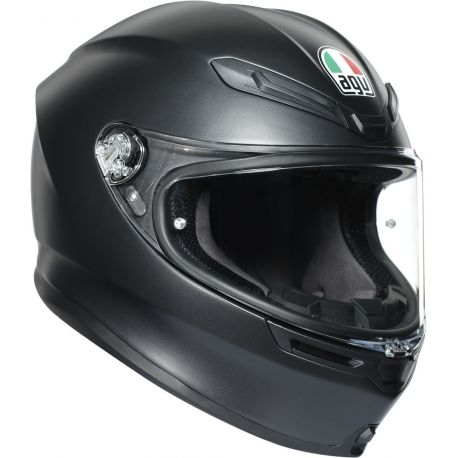 CASCO AGV K-6 COLOR BLACK MATT