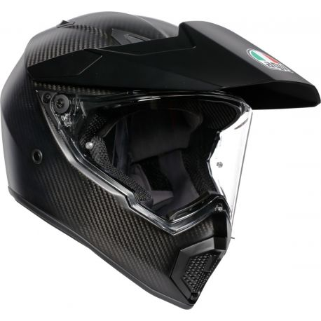 CASCO AGV AX-9 CARBON MATT