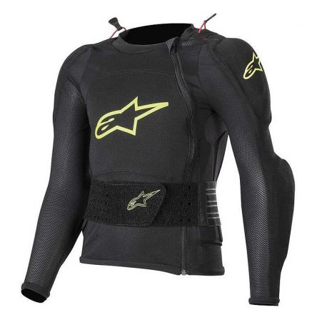 PETTORINA BAMBINO ALPINESTARS BIONIC PLUS YOUTH PROTECTION JACKET