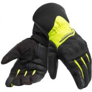 GUANTO DAINESE X-TOURER BLACK/YELLOW FLUO